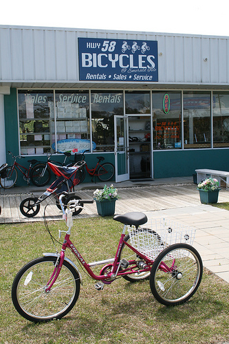 Highway 58 Bycycles