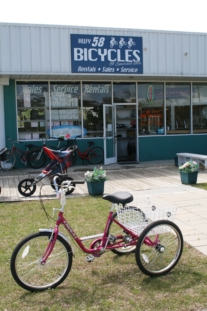 Hwy 58 Bicycles in Emerald Isle