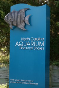 The NC Aquarium at Pine Knoll Shores