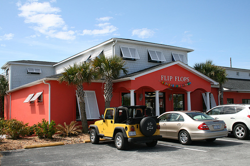 Then Again It S Really Easy To Understand People Google The Search Term Flip Flops In Emerald Isle And My Crystal Coast